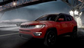 Jeep Compass Night Eagle: serie speciale con animo dark