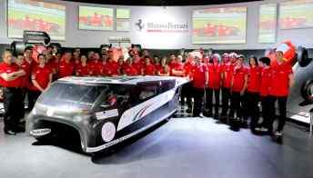 Maranello, ecco l'auto italiana che consuma meno di un phon