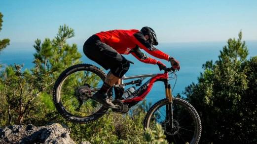Eicma 2018: ecco la E-bike da enduro firmata Ducati