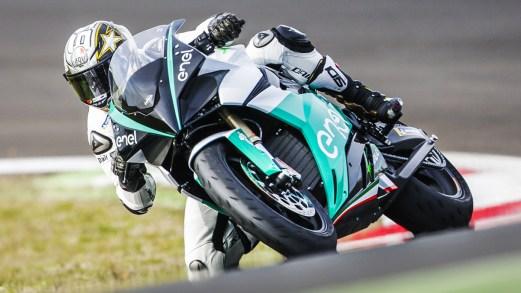Eicma 2018: la moto elettrica made in Italy per il Mondiale di MotoE