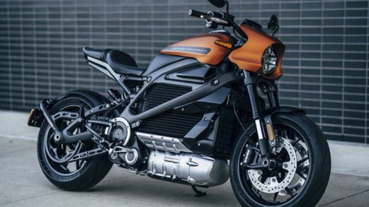 Eicma 2018, i dettagli della nuova Harley Davidson Livewire elettrica