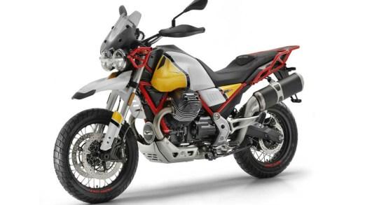 EICMA, Moto Guzzi presenta la nuova V85TT: la moto da viaggio che mancava