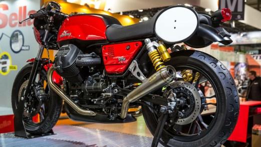 Moto Guzzi torna in pista: nasce il nuovo trofeo Fast Endurance