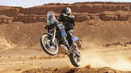 Yamaha Teneré 700, ad Eicma 2018 torna la regina del deserto