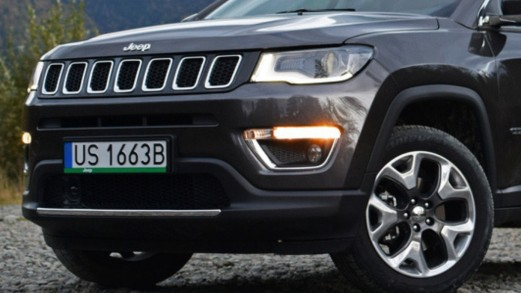 Jeep Compass Hybrid: novità dal Salone di Ginevra 2019