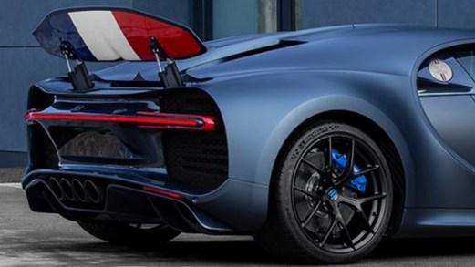110 anni di Bugatti, al Salone di Ginevra la limited edition