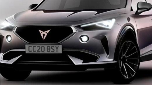 Cupra Terramar, il primo suv coupé al Salone di Ginevra 2019