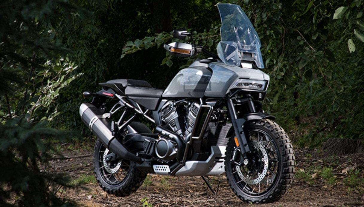 Harley Davidson annuncia 3 nuovi modelli: Pan America 1250