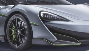 McLaren 600LT Spider, al Salone di Ginevra una versione speciale