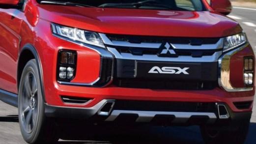 Salone di Ginevra, Mitsubishi presenta ASX con il restyling
