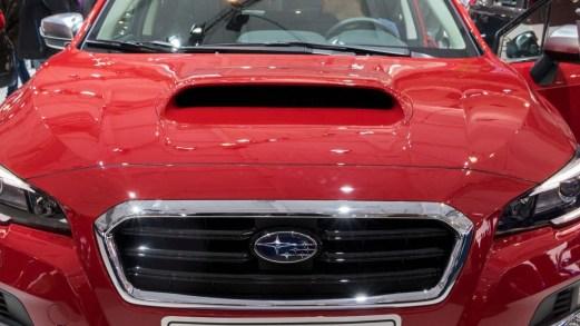 Le auto ibride di Casa Subaru presenti al Salone di Ginevra