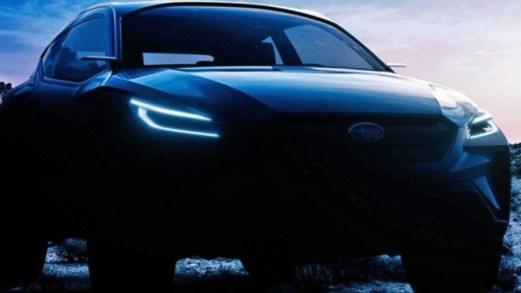 Salone di Ginevra, Subaru presenta il nuovo crossover aggressivo