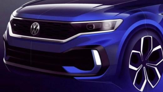 Volkswagen T-Roc R, il suv estremo al Salone di Ginevra