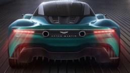 Aston Martin presenta a Ginevra Vanquish Vision Concept