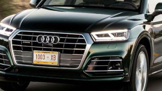 Salone di Ginevra, il suv Audi Q5 diventa ibrido