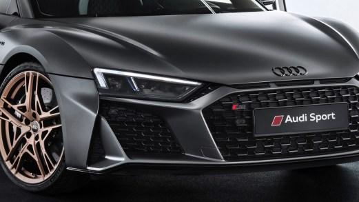 Salone di Ginevra, Audi R8 festeggia 10 anni con una special edition