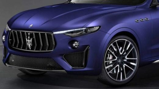 Salone di Ginevra, debutta la Maserati Levante Trofeo Launch Edition