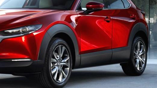 Mazda CX-30: svelato a Ginevra il nuovo Suv compatto