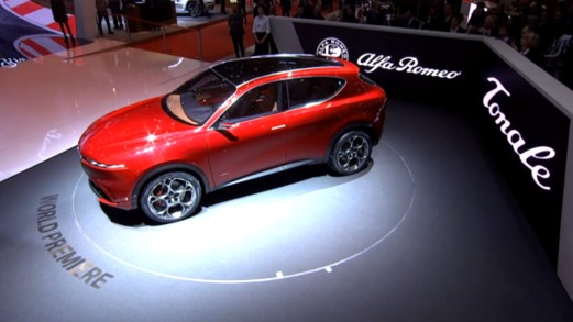 Alfa Romeo Tonale: il nuovo Suv compatto del Biscione