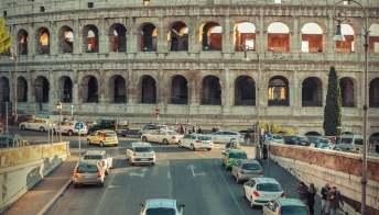 Roma, guerra ai diesel: ferme anche le auto euro 6…ma non tutte