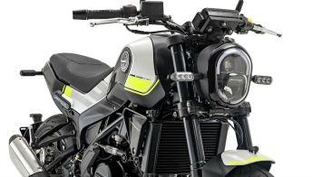 Leoncino Benelli 250: la moto 'naked' per tutti