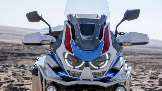 Honda Africa Twin, così si rinnova la moto per l'avventura