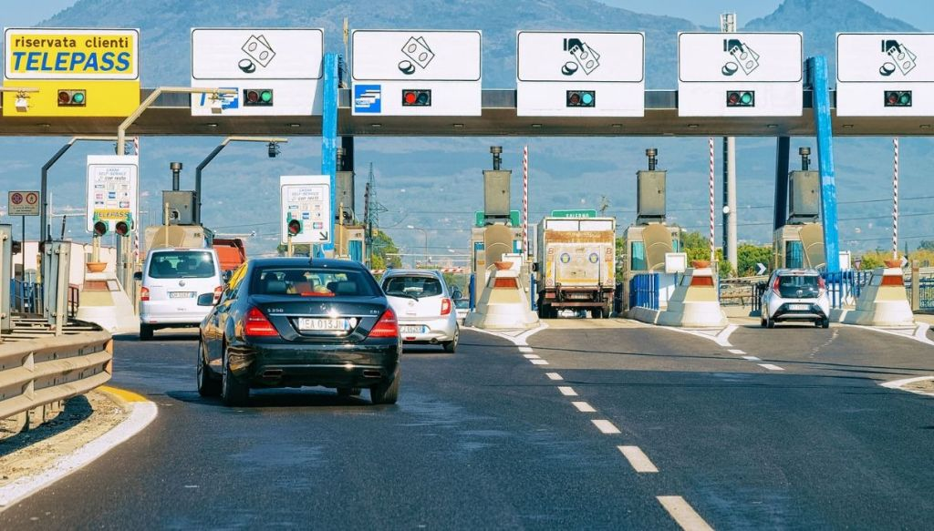 Scarica pedaggi autostradali