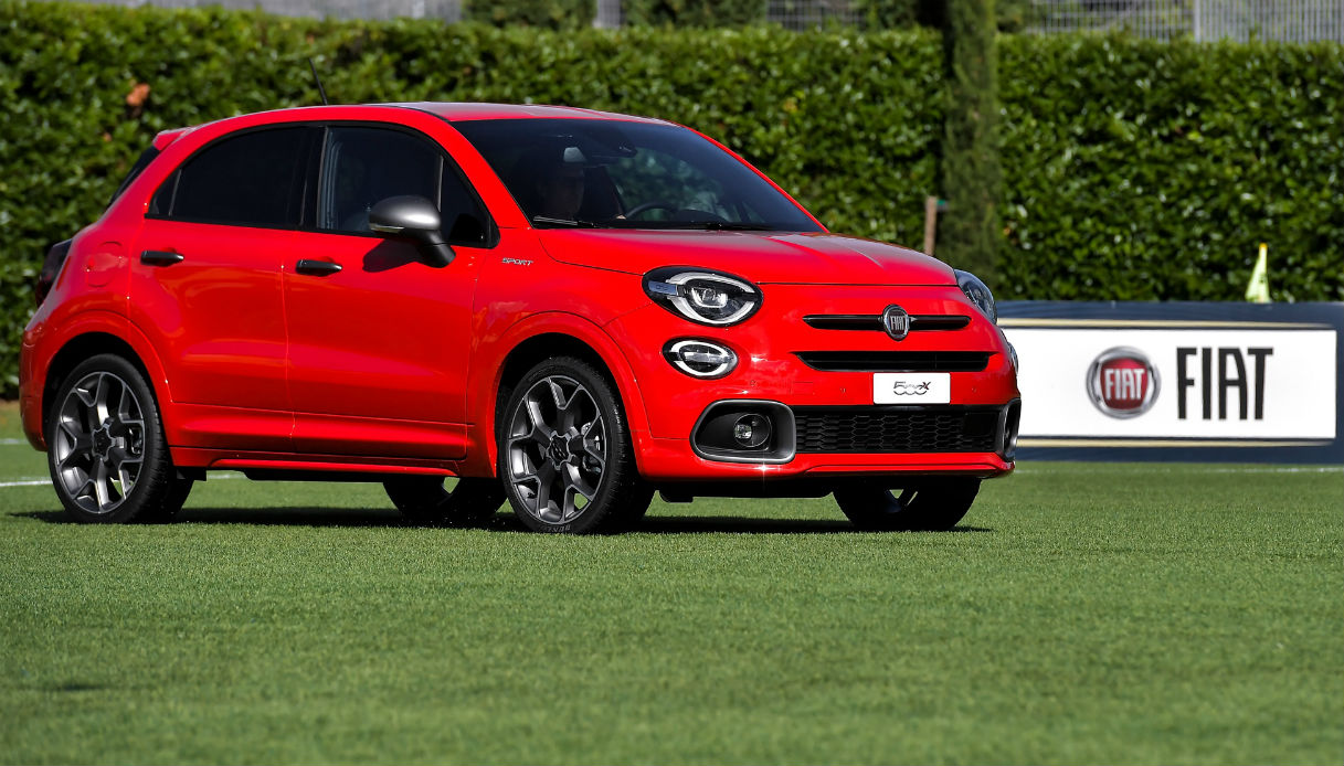 Fiat 500x Ecco La Nuova Versione Sportiva Che Stupisce Virgilio Motori
