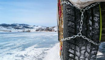 Catene da neve: omologazione, tipologie e normativa
