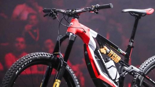 La nuova gamma di E-bike Ducati