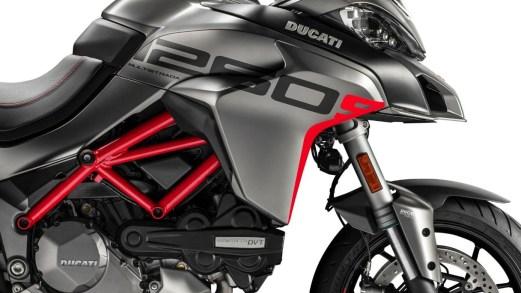 Nuova Ducati Multistrada 1260 Grand Tour, la moto ideale da viaggio
