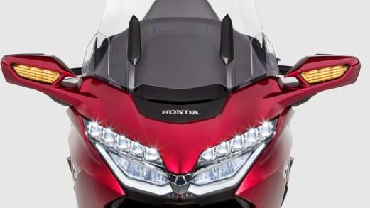 Honda Gold Wing: la regina del Gran Turismo si rifà il look
