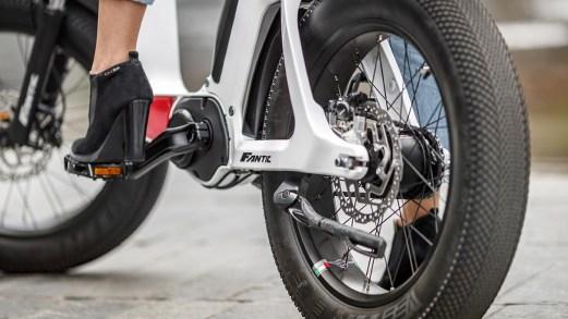 Fantic, il primo ciclomotore elettrico 4.0