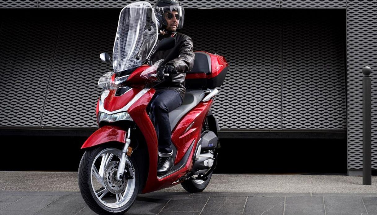 Nuova gamma Honda a Eicma 2019: SH125/150i