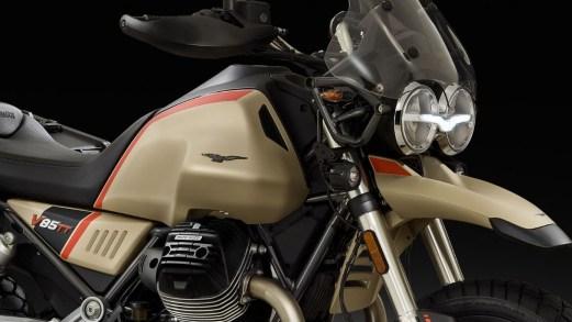 Eicma 2019: Moto Guzzi svela la nuova enduro per i lunghi viaggi