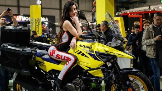Eicma 2019: Suzuki toglie i veli alla nuova V-Strom