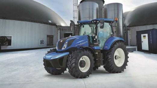 Svolta per l'agricoltura sostenibile: ecco il primo trattore a metano