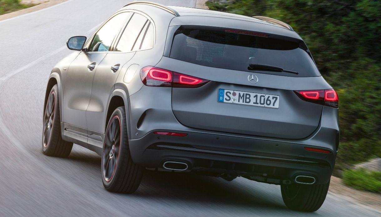 Nuovo Mercedes GLA: come cambia il suv della Stella