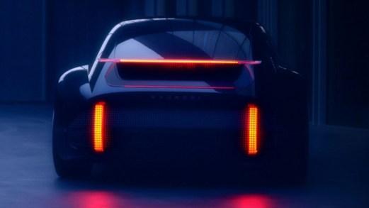 Hyundai Prophecy, a Ginevra sarà presentata la nuova concept