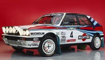 Lancia Martini Racing, la collezione da urlo vale più di 7 milioni