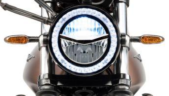 Moto Guzzi Fast Endurance, al via le prove del V7 III