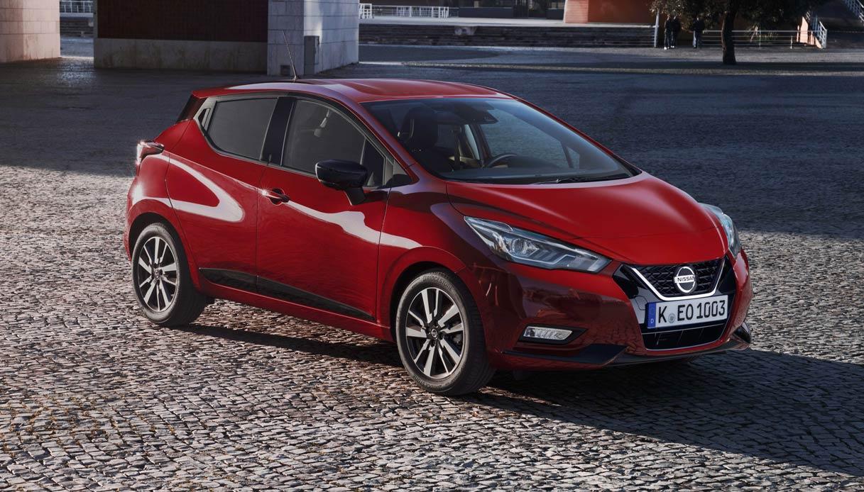Quali auto nuove possono guidare i neopatentati: Nissan ...