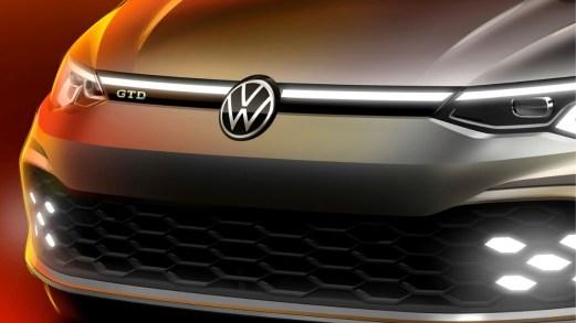 Sarà svelata a Ginevra la nuova Golf GTD, 200 cv di potenza