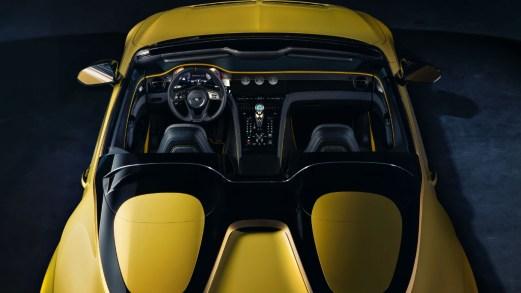 Bentley Bacalar: l'auto per dodici ricchi milionari