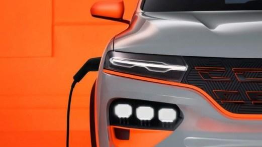 Dacia presenta Spring: l'auto elettrica low-cost per tutti
