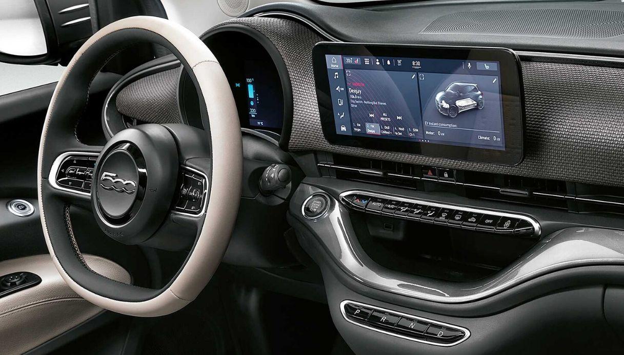 Fiat 500 elettrica: il prezzo di lancio della prima versione | Virgilio  Motori