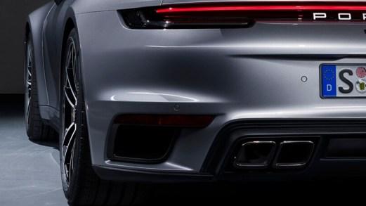 Porsche svela il suo ultimo bolide turbo