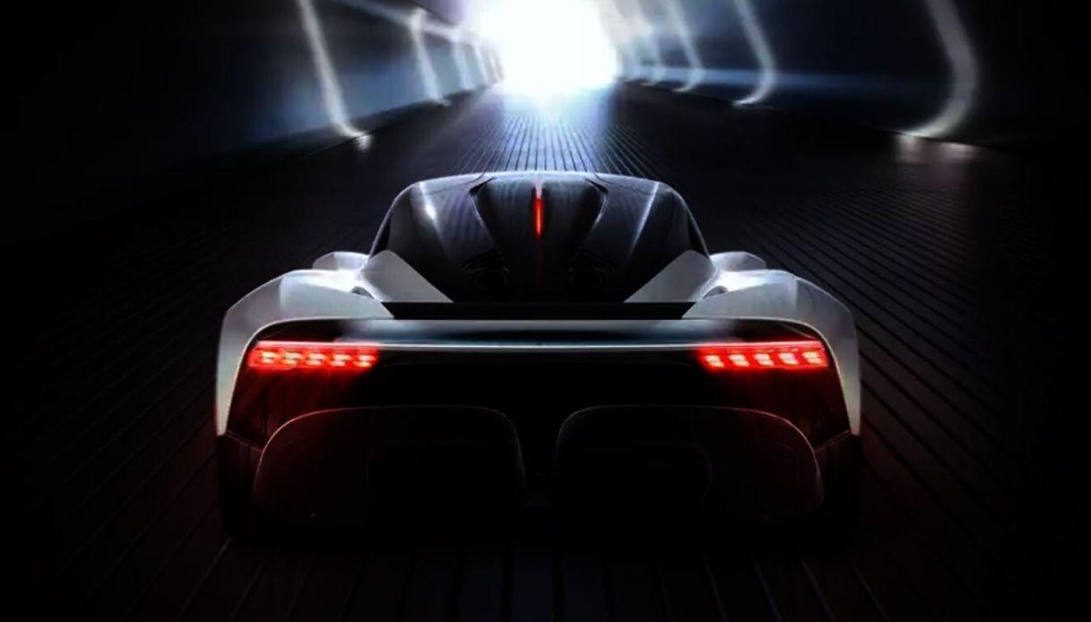 Aston Martin Valhalla James Bond