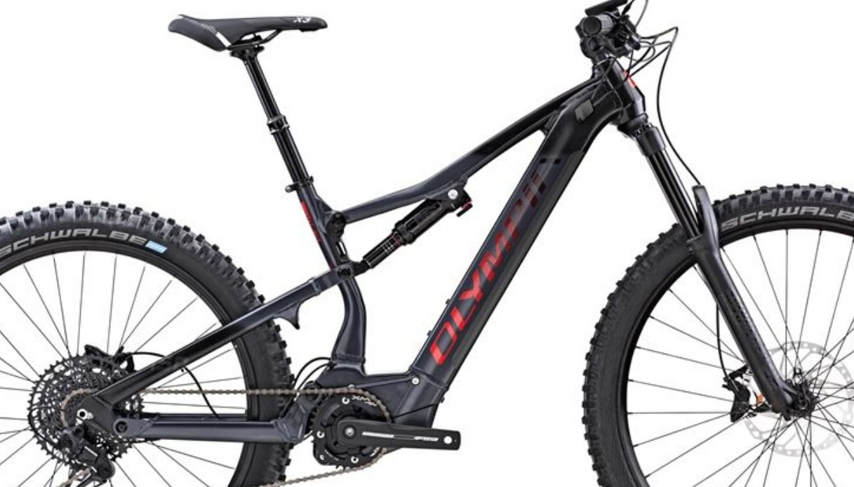 cicli olympa ex900