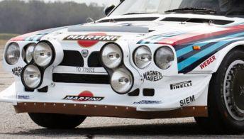 In vendita una rara Lancia Delta da corsa del 1985